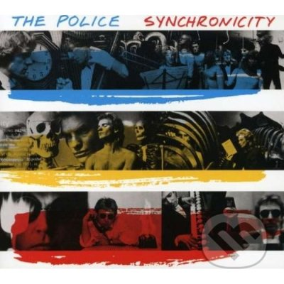 The Police: Synchronicity LP - The Police