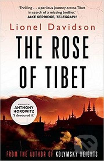 The Rose of Tibet - Lionel Davidson