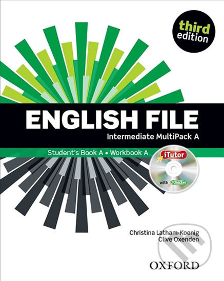 English File - Intermediate - Multipack A - Clive Oxenden, Christina Latham-Koenig