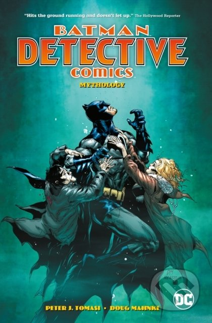 Batman: Detective Comics Vol. 1 - Peter J. Tomasi