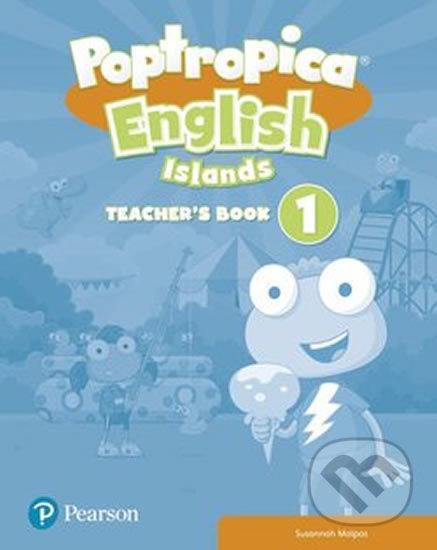 Poptropica English 1 - Teacher's Book - Linnette Erocak