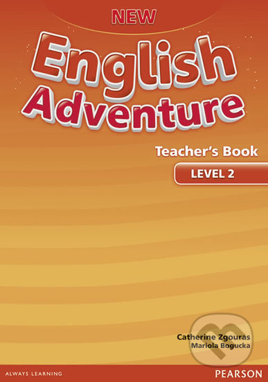 New English Adventure 2 - Teacher's Book - Catherine Zgouras
