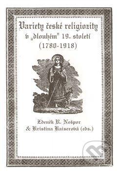 """Fatimma.cz Variety české religiozity v """"dlouhém"""" 19. století (1780-1918) Image"""
