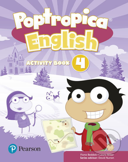 Poptropica English 4: Activity Book - Fiona Beddall