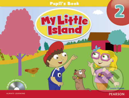 My Little Island 2: Students' Book - Leone Dyson