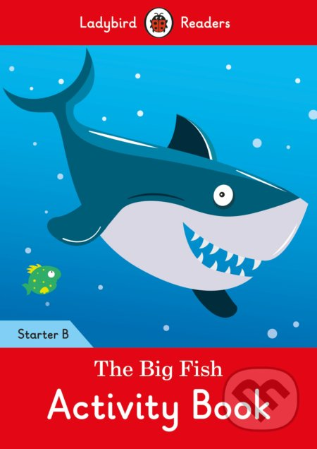 The Big Fish Activity Book - Ladybird Books