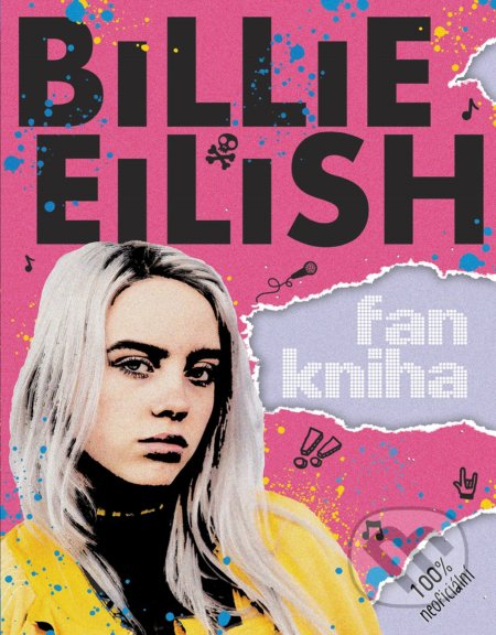 Billie Eilish: Fankniha - Sally Morgan