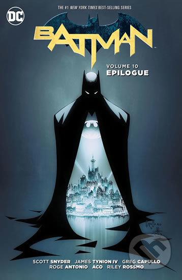 Batman 10: Epilog - James IV Tynion, Scott Snyder