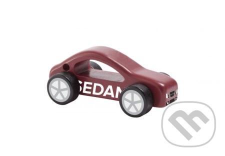 Auto sedan Aiden drevené - Kids Concept