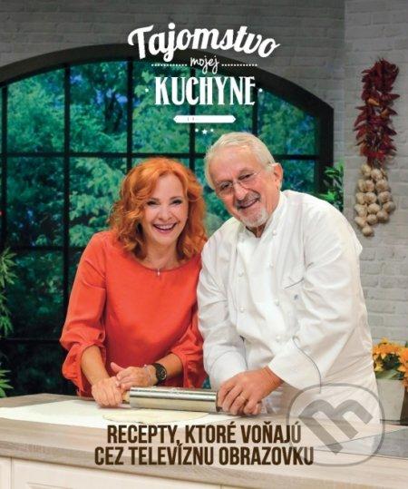 Tajomstvo mojej kuchyne 6 - Kamila Magálová