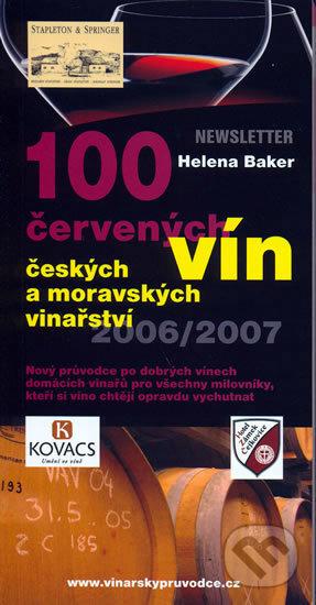 Fatimma.cz 100 červených vín českých a moravských vinařství Image