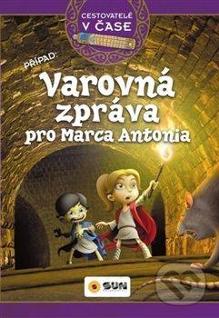 Fatimma.cz Varovná zpráva pro Marca Antonia Image