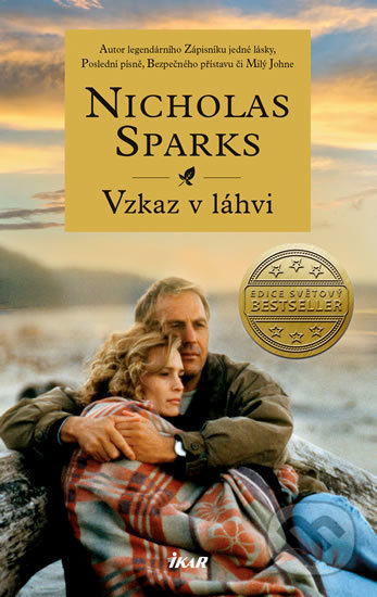 Vzkaz v láhvi - Nicholas Sparks