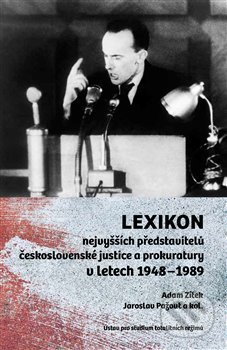 Interdrought2020.com Lexikon nejvyšších představitelů československé justice a prokuratury v letech 1948–1989 Image