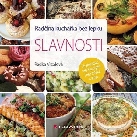 Fatimma.cz Radčina kuchařka bez lepku  - Slavnosti Image