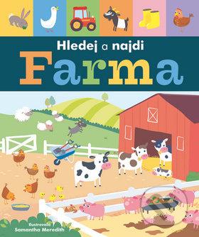 Farma Hledej a najdi - Samantha Meredith, Libby Walden