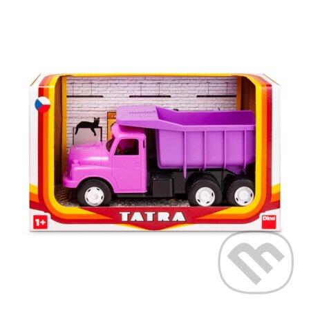Tatra 148 růžová 30 cm - Dino