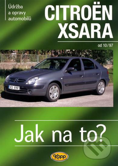 Citroën Xsara od 10/97 - Kopp