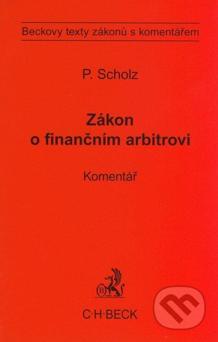 Fatimma.cz Zákon o finančním arbitrovi Image