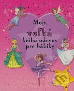Peticenemocnicesusice.cz Moja veľká kniha odevov pre bábiky Image