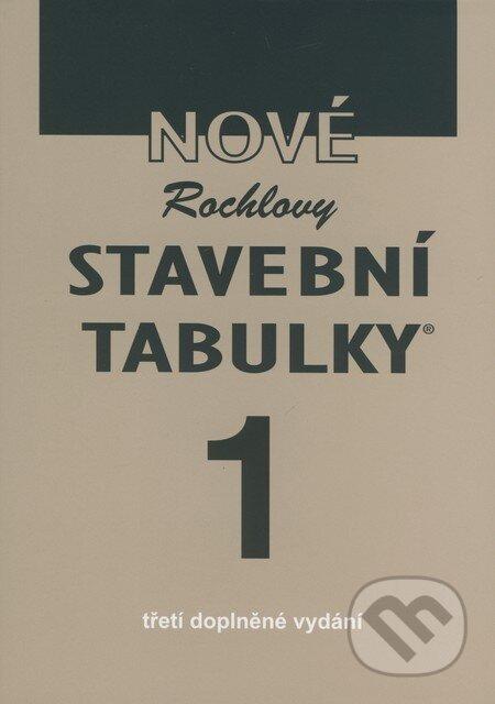 Fatimma.cz Nové Rochlovy stavební tabulky 1 Image
