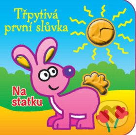 Fatimma.cz Třpytivá první slůvka: Na statku Image