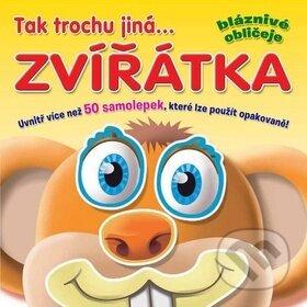 Fatimma.cz Tak trochu jiná... zvířátka Image
