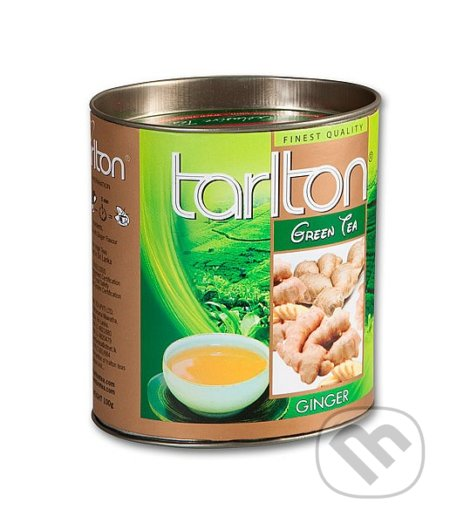 TARLTON Green Ginger - Bio - Racio