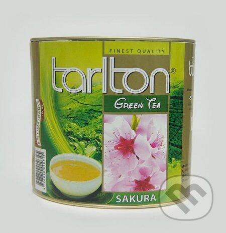 TARLTON Green Sakura - Bio - Racio