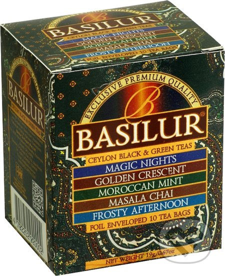 BASILUR Assorted Orient -