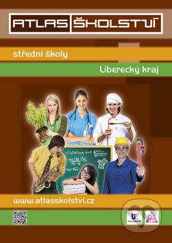 Atlas školství: Liberecký - P.F. art