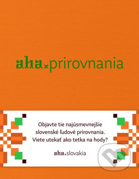 Fatimma.cz AHA - Prirovnania Image