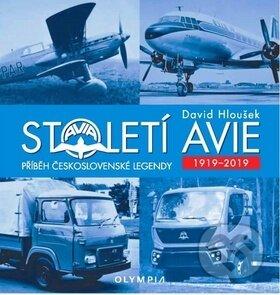 Století Avie 1919 - 2019 - David Hloušek