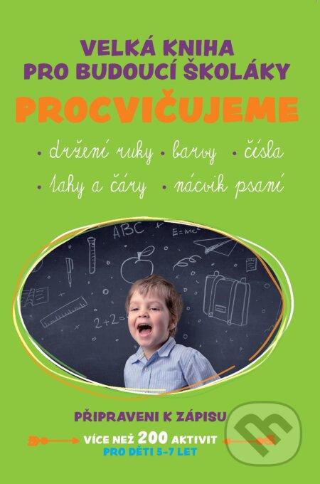 Velká kniha pro budoucí školáky: Procvičujeme - SUN