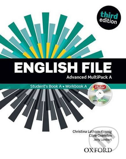 English File: Advanced - Multipack A - Clive Oxenden, Christina Latham-Koenig