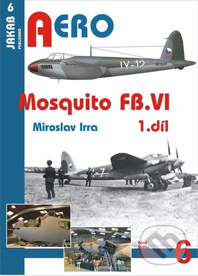 Interdrought2020.com Aero: Mosquito FB.VI - 1.díl Image