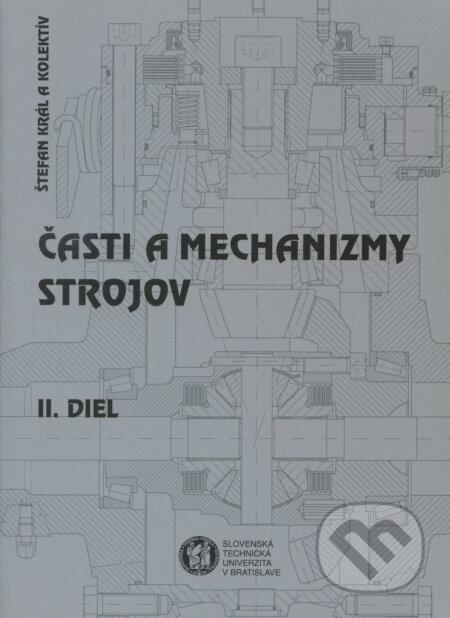 Fatimma.cz Časti a mechanizmy strojov. II. diel Image