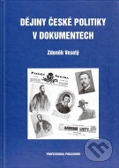 Fatimma.cz Dějiny české politiky v dokumentech Image