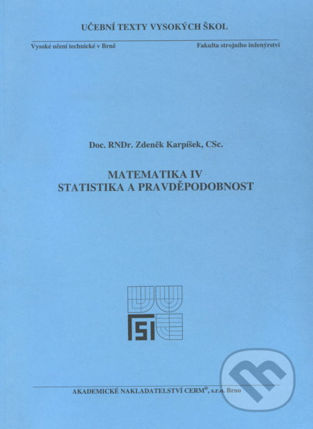 Fatimma.cz Matematika IV. - Statistika a pravděpodobnost Image