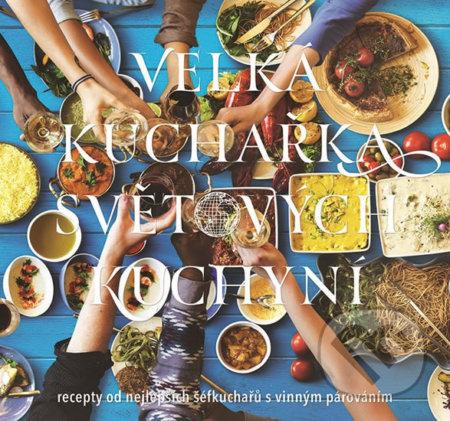 Venirsincontro.it Velká kuchařka světových kuchyní Image