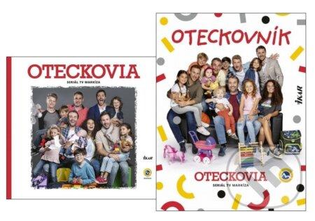 Removu.cz Oteckovia + Oteckovník (kniha a zápisník - kolekcia) Image