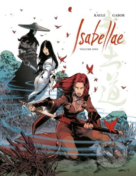 Isabellae - Raule, Gabor (ilustrácie)