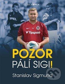 Fatimma.cz Pozor pálí Sigi! Image