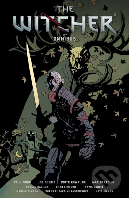 The Witcher Omnibus - Paul Tobin