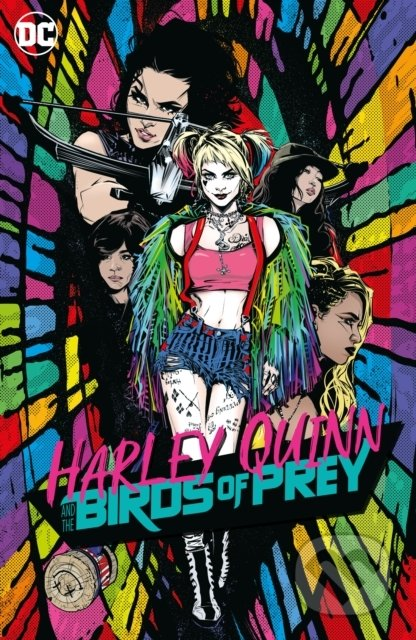 Harley Quinn and the Birds of Prey - DC Comics