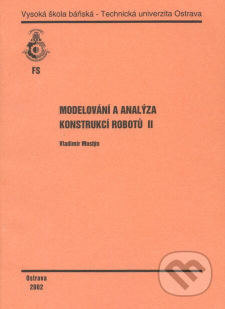 Fatimma.cz Modelování a analýza konstrukcí robotů II Image