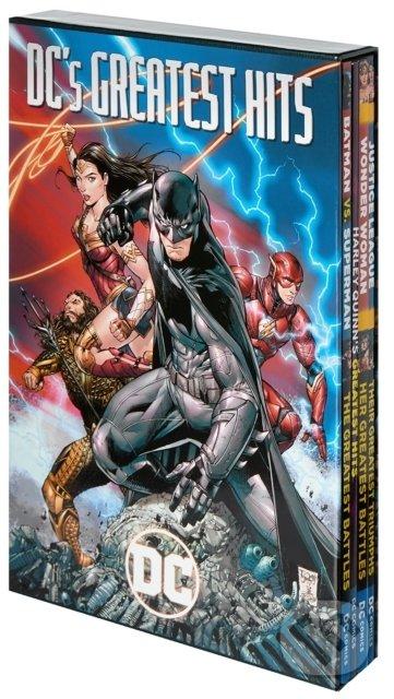 DC's Greatest Hits Box Set - DC Comics