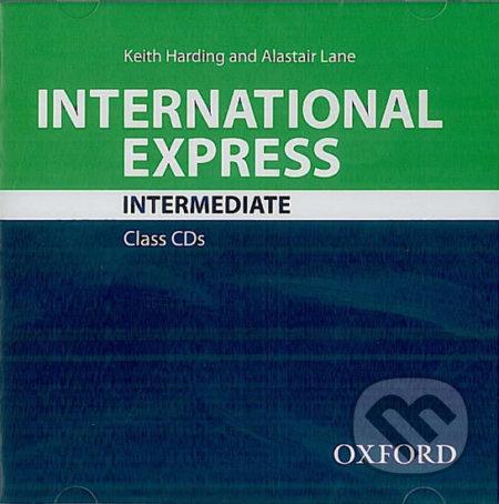 International Express - Intermediate - Class CDs - Keith Harding