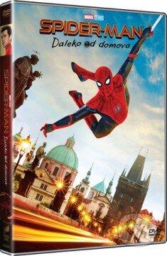 Film Spider-Man: Ďaleko od domova DVD
