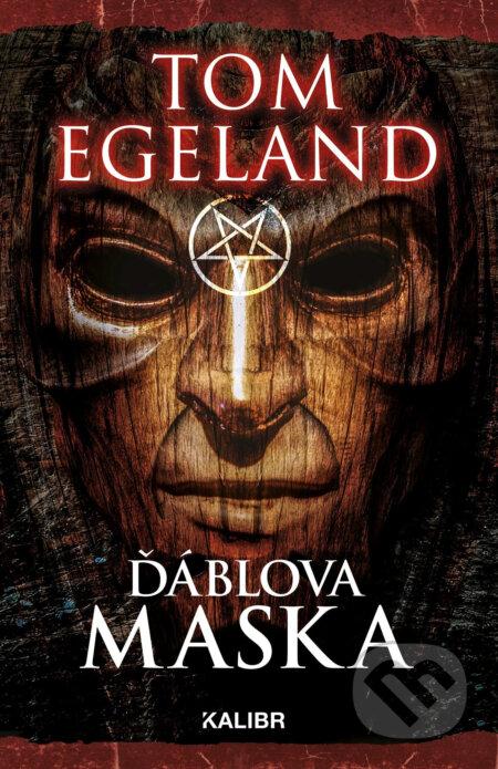 Ďáblova maska - Tom Egeland
